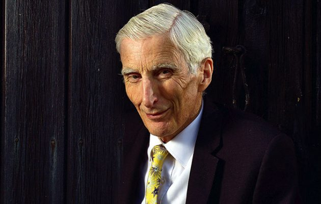 Lord Martin Rees: about exoplanets, life outside earth, eco-threats and existential risks